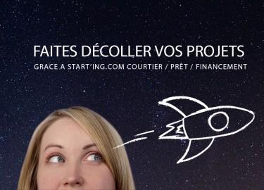 Starting Credits - Starting crédits - courtier à Rennes pour vos prêts immobiliers, rachat de prêt ou assurance de prêts décollage